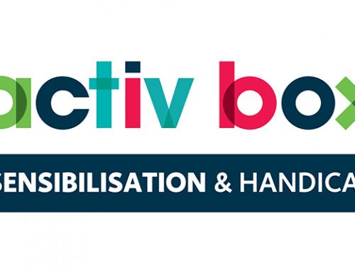 Activ Box : une sensibilisation au handicap en entreprise